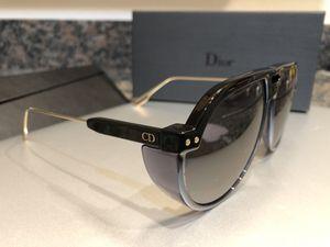 DIOR Diorclub3 women's sunglasses - black/ gold for Sale in Las Vegas, NV
