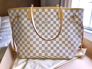 Louis Vuitton Neverfull MM for Sale in Tampa, FL