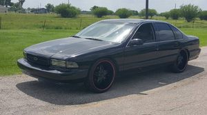 1995 Chevy Impala SS for Sale in Dallas, TX