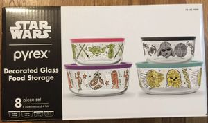PYREX COMPLETE STAR WARS SET for Sale in Louisville, CO