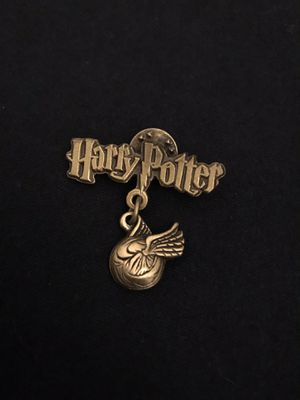 Harry Potter metal pin for Sale in Los Angeles, CA