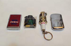 Vintage Nascar & Cigarette brand Lighters for Sale in Elizabethton, TN