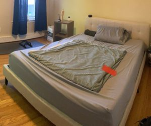 Bed frame Queen for Sale in Boston, MA