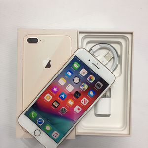 iPhone 8 Plus 256gb AT&T , Cricket Only for Sale in Irving, TX