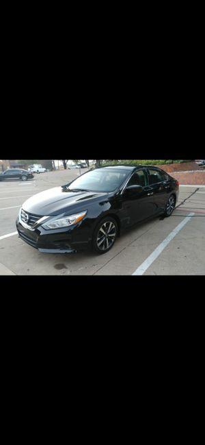 2016 Nissan Altima SR for Sale in Grand Prairie, TX