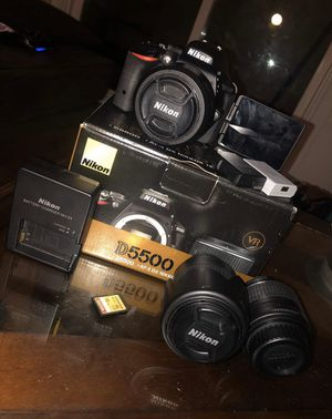 Nikon D5500 for Sale in Albany, CA