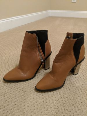 Like New Women's Brown and Black Aldo Boots for Sale in Marietta, GA