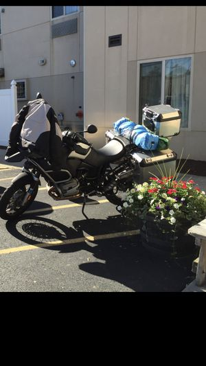 Motorcycle. BMW R1200 GSA for Sale in New York, NY