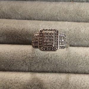 925 Diamond Ring for Sale in Glen Burnie, MD