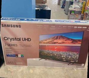 Samsung 65 Inch Tv 📺 QKF for Sale in Dallas, TX