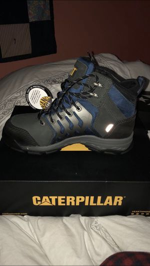 Men's size 10 Induction Nano Toe Medium/Wide Waterproof Boot for Sale in Whitehall, OH
