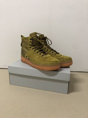 Nike Air Force 1 SF Desert Moss for Sale in Frederick, MD