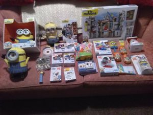 Minion Collectables/ toys/games/puzzles/ect. for Sale in Hudson, FL