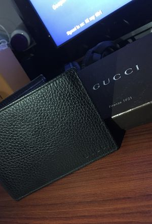 Authentic Gucci Wallet for Sale in Montgomery, IL