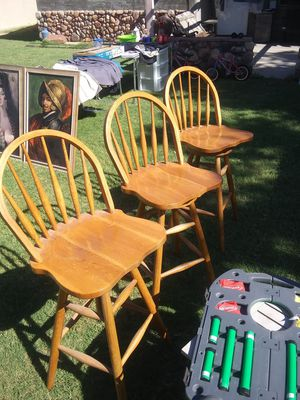 Bar stool Chairs for Sale in Glendale, AZ