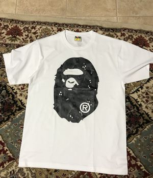 100% Authentic Dessert Camo Bape Tee for Sale in Pittsburgh, PA