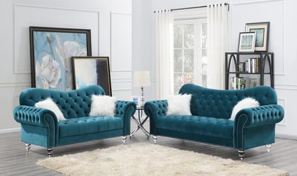 Take Home This Sofa And Loveseat With $1 Down for Sale in Dallas,  TX