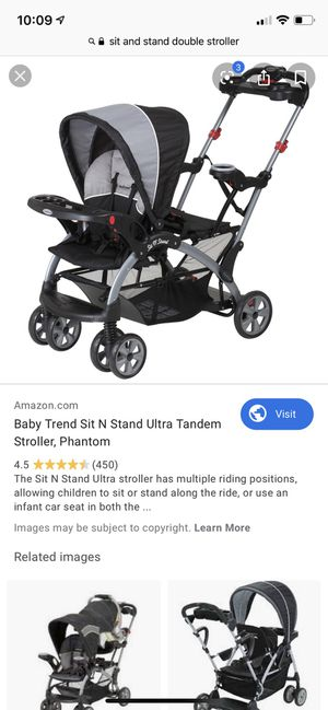 Sit and stand stroller for Sale in Hayward, CA