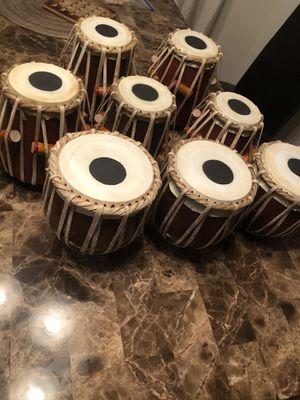 Brand New Authentic Indian Drum Set (rare) for Sale in Novi, MI