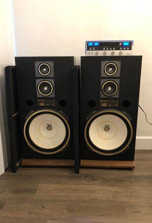 Fisher Stv-430MA Floor Speakers for Sale in Phoenix, AZ