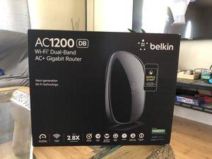 Belkin Router/ AC1200 for Sale in Seminole, FL