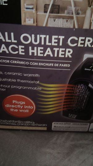 Wall heater brand new for Sale in Chicago, IL