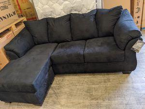 Ashley Furniture sofa chaise brand new $250.00!!!!!! for Sale in Phoenix, AZ