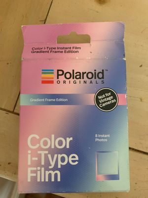 Polaroid film for Sale in Quincy, MA