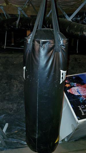 Punching bag for Sale in Bonney Lake, WA