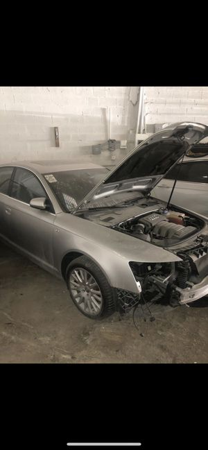 2007 Audi A6 Parts for Sale in Opa-locka, FL