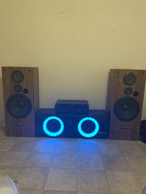 Stereo System for Sale in Temple, TX