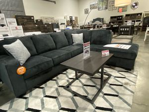 Sectional Sofa, Slate for Sale in Downey, CA