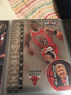 Scottie Pippen Basketball Cards!! Bonus Dennis Rodman Card!! for Sale in Atlanta, GA
