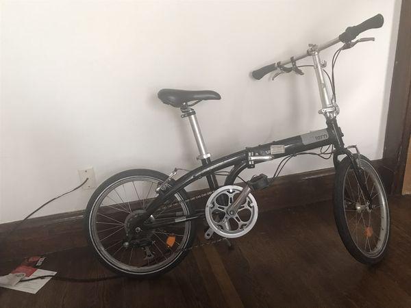 Used folding bike. Good condition