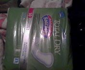 Total dry bladder control pads. for Sale in US