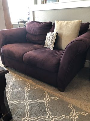 Matching loveseat and couch for Sale in Madras, OR