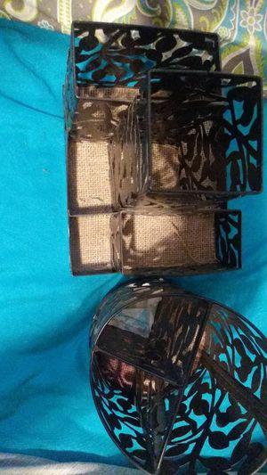 Makeup brush holders set asking $10 obo for Sale in Longview, WA