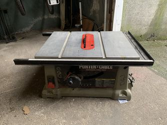 Porter Cable Table saw for Sale in Seattle,  WA