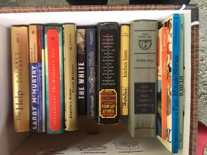 Box of Books for Sale in St. Louis, MO