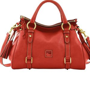 Dooney & Bourke Small Florentine Satchell Bag for Sale in Fort Lauderdale, FL