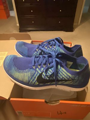 Nike free 4.0 flynit 11.5 for Sale in Fontana, CA