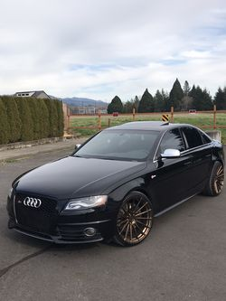 2012 Audi S4 for Sale in Woodland,  WA
