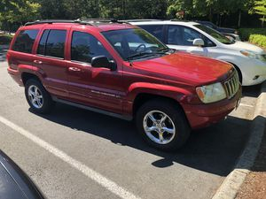 2002 Jeep Grand Cherokee Overland. Parting out!!! for Sale in Bothell, WA