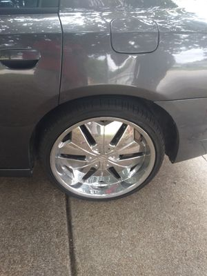 Rims for trade for Sale in Crowley, TX