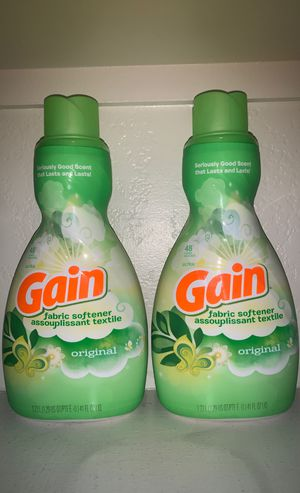 Gain Fabric Softener for Sale in Mesa, AZ