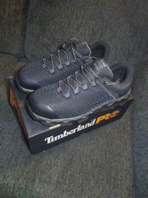 Size 12M Timberland Pro Powertrain Sport Steel Toe Shoes. for Sale in Fort Worth, TX