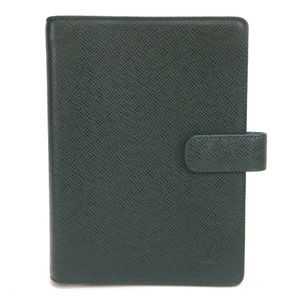 Authentic Louis Vuitton Taiga Green Notebook Diary Cover 11448 for Sale in Plano, TX