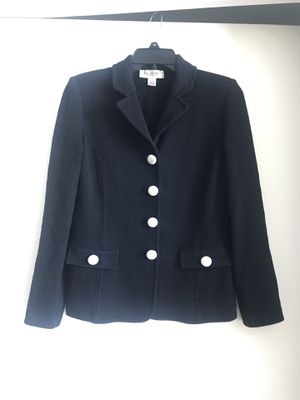 St. John black Jacket for Sale in Fort Myers, FL