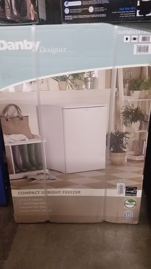 Brand new danby 4.3 cu ft upright freezer for Sale in NC, US