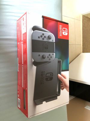 Nintendo Switch Gray with Accessories for Sale in Miami, FL